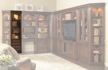 "Home Office European Renaissance II 22"" Wall Storage Cabinet"