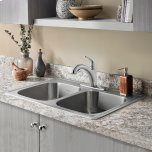American StandardQuince 1-Handle Pull-Out Kitchen Faucet - 1.5 GPM  American Standard - Stainless Steel
