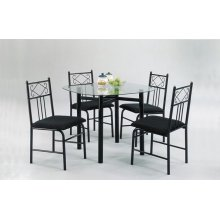 5PC PK DINING w/36x36 5mm GL
