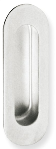 Oblong Pocket/Cup Pull w/Oblong Opening, US32D