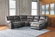Nantahala - Slate 5 Piece Sectional Product Image
