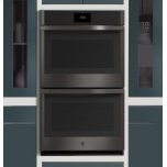 "GE Profile 27"" Smart Built-In Convection Double Wall Oven"