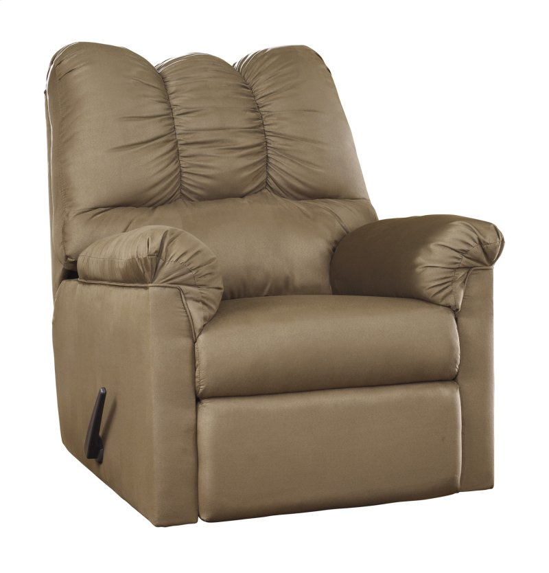 7500225 In By Ashley Furniture In Attica Ny Rocker Recliner