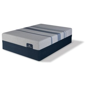 SertaiComfort - Blue Max 1000 - Tight Top - Cushion Firm - Split Cal King