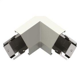 Modular Track Corner Connector, Titanium