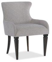 Dining Room Melange Eileen Uph Arm Chair