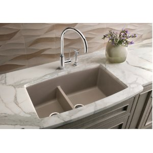 Blanco Performa 1-3/4 Medium Bowl - Cinder