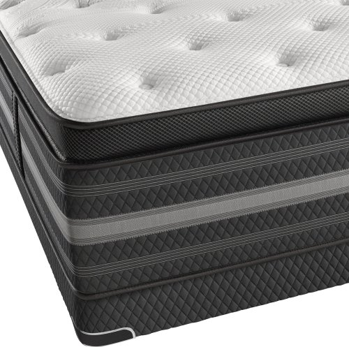 BeautyRest - Black - Special Edition - Christabel - Ultimate Plush - Pillow Top - Full XL