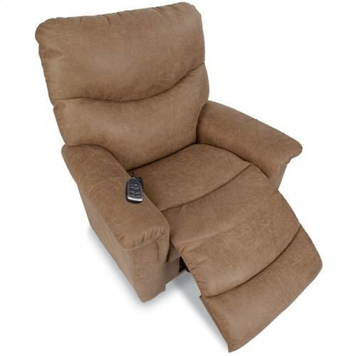 James Power Rocking Recliner w/ Massage & Heat