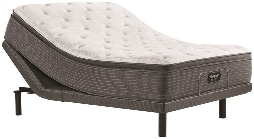 Beautyrest Silver - BRS900 - Plush - Pillow Top - King