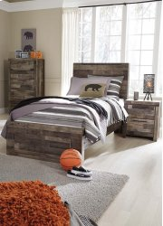 Twin Storage Footboard Product Image