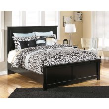 Maribel - Black 3 Piece Bed Set (Queen)