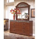 Fairbrooks Estate - Reddish Brown 2 Piece Bedroom Set Product Image
