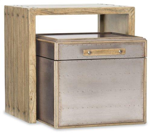 Living Room Urban Elevation Nesting/Storage Table