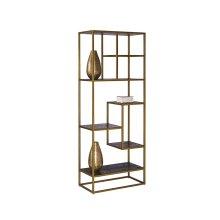 Savoir Bookcase - Brown