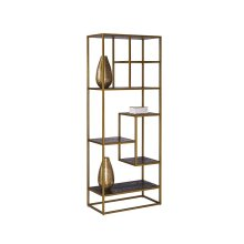 Savoir Bookcase - Brown