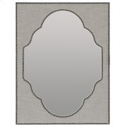 Bedroom Boheme Nourmand Linen Wrapped Mirror Product Image