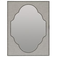 Bedroom Boheme Nourmand Linen Wrapped Mirror