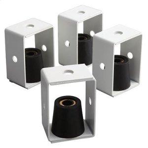 BroanVibration Dampening Hangers. Fits both Models L2000L and L3500EXL ventilators. Set of four required.