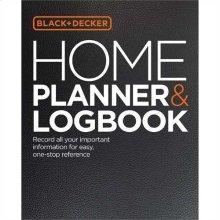 Home Planner & Logbook