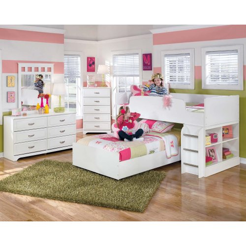 B102B3 in by Ashley Furniture in Grovetown, Ga - Lulu - White 2 ...