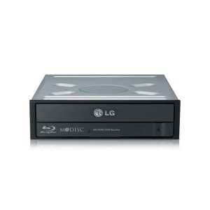 LG ElectronicsInternal SATA 12x Super Multi Blue with 3D Playback & M-DISC Support