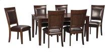 Shadyn - Brown 5 Piece Dining Room Set