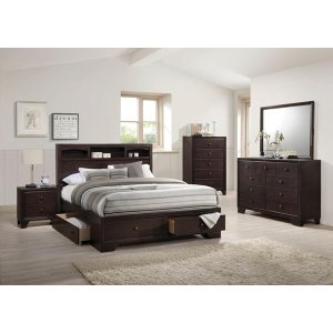 MADISON II QUEEN BED