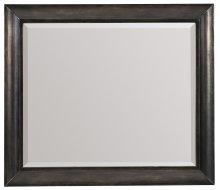Bedroom Roslyn County Metal Mirror
