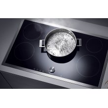CI 491: 36-inch induction cooktop