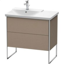 Vanity Unit Floorstanding, Linen (decor)