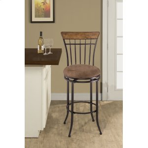 Hillsdale FurnitureCharleston Spindle Back Counter Stool