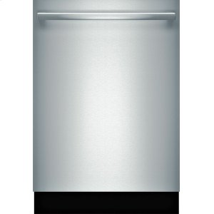 Bosch100 Series Dishwasher 24'' Stainless steel SHX84AAF5N