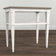 Bella Chairside Table