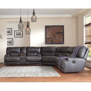 Ashley Furniture Mccaskill - Gray 3 Piece Sectional