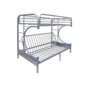 TWIN/QUEEN BUNK BED