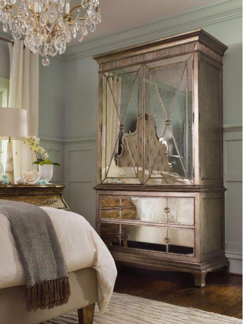 Bedroom Sanctuary Armoire - Visage