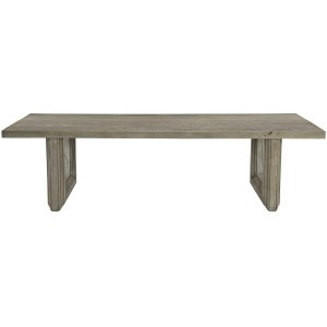 Winthrop Dining Table in Fog