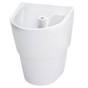 ICS Scrub Sink  Commercial Bathroom Sinks  American Standard - White