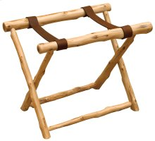 Cedar Luggage Rack - Traditional Cedar