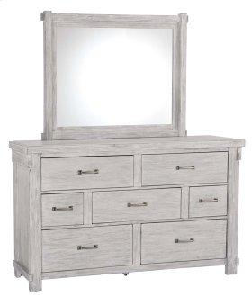 Brashlands Dresser & Mirror