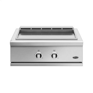 "DCS30"", Series 9, Griddle, Natural Gas"