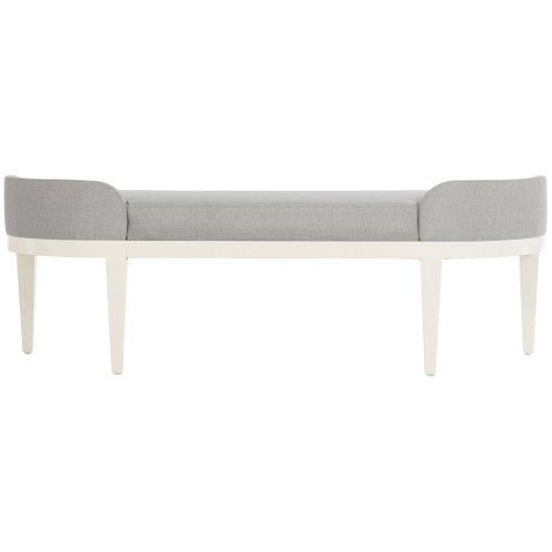 Calista Bench in Silken Pearl (388)