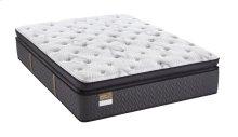 Golden Elegance - Mannered Gold - Euro Pillow Top - Plush - Queen