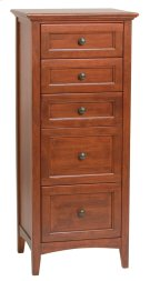 GAC 5-Drawer McKenzie Lingerie Chest Product Image