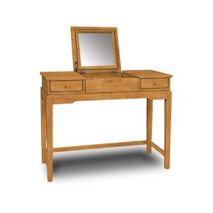 JOHN THOMAS FURNITUREVanity w/ flip up mirror
