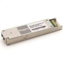 Cisco® XFP-10GLR-OC192SR Compatible TAA Compliant 10GBase-LR XFP Transceiver (SMF, 1310nm, 10km, LC, DOM)