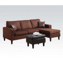 Sectional Sofa , Ottm 2 Pillow