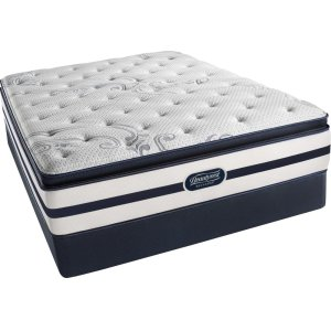 SimmonsBeautyrest - Recharge - Audrina - Plush - Pillow Top - Cal King