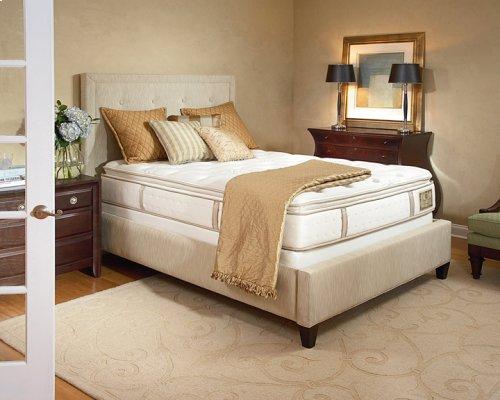 Bradenburg - Luxury Plush - Euro Pillow Top - King